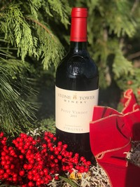 2015 Estate Petit Verdot