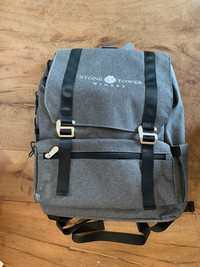 Grey Cooler Backpack