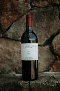 2014 Stone Tower Winery Petit Verdot